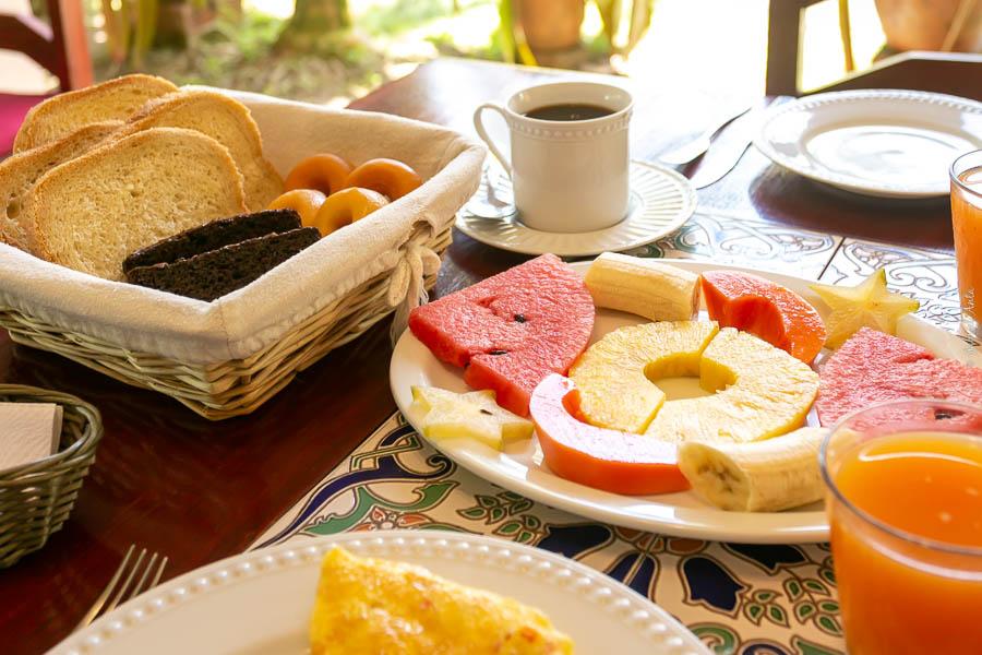 Hotel con Piscina en Cahuita - El Encanto Inn