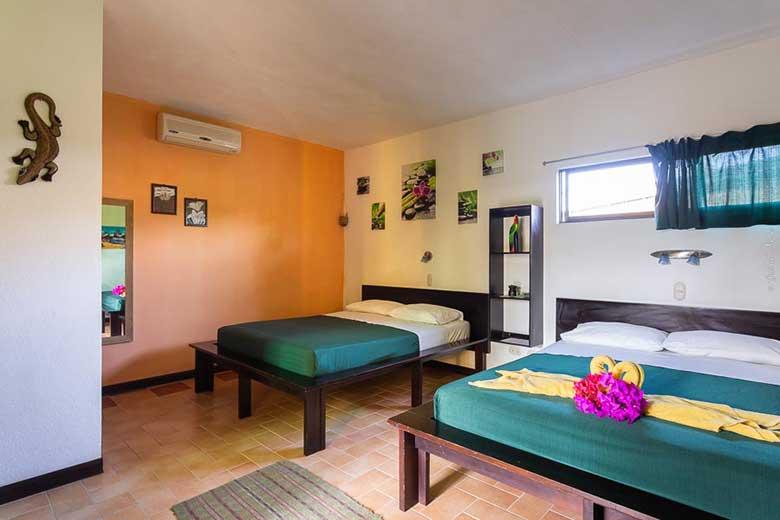 Hotel en Cahuita La Casa de las Flores