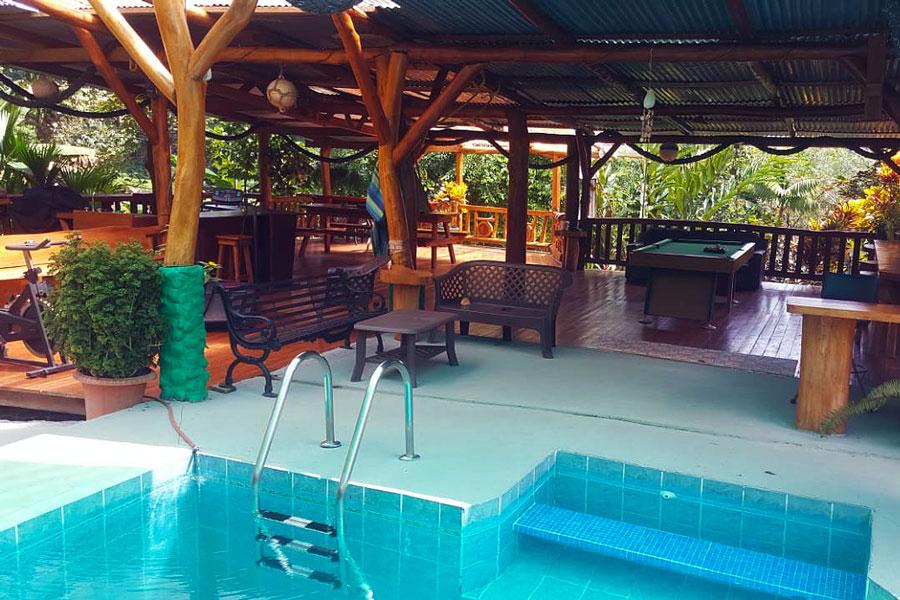 Casas para Vacaciones con Piscina en Puerto Viejo y Cahuita