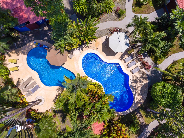 Hoteles con Piscina Privada en Puerto Viejo Limón